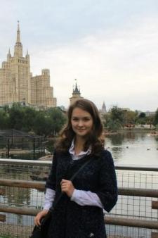 Екатерина Олеговна Беломестнова