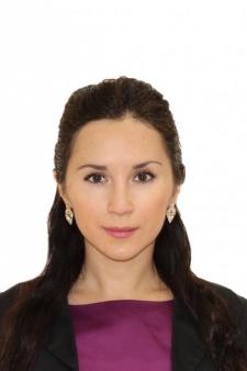 Мария Васильевна Окунь