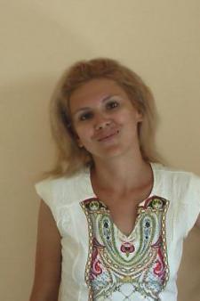 Оксана Викторовна Анисовец