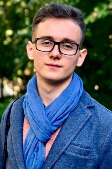Илья Евгеньевич Швачкин