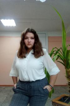 Анастасия Сергеевна Сонюшкина