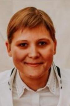 Алеся Александровна Хрипунова