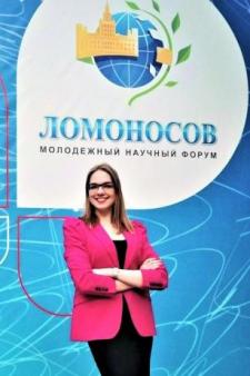 Ангелина Викторовна Баева