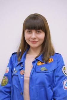 Алина Владимировна Ветлуцких