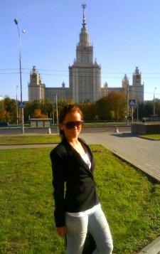 Дарья Юрьевна Степанова