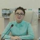 Найзабаева Шахризада Хафизкызы